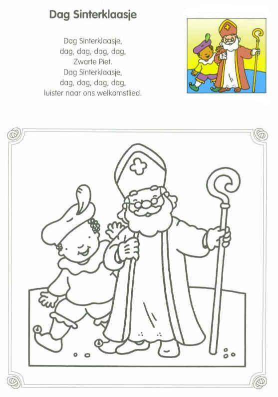 28 B 228 Sta Bilderna Om Sinterklaas P 229 Pinterest Einstein