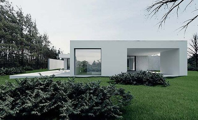 tamizo: Read Ultra, Cleanses, Minimal House, Thames Architects, Ultra Minimal, Clean House, Architecture