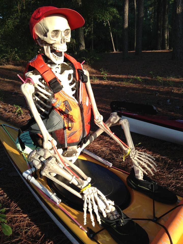 Paddles Kayaks And Halloween On Pinterest