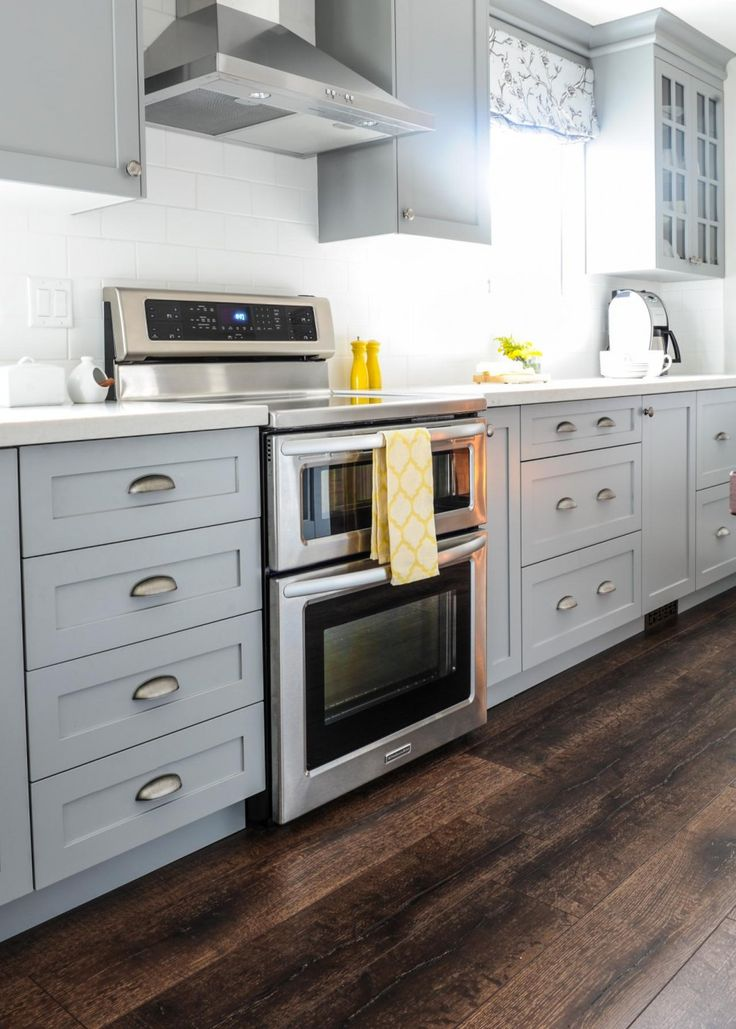 Luxury Kitchens With Double Ovens And Modern Kitchen