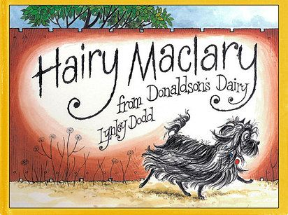 Hairy Maclary, Lynley Dodd | 29 Children's Books All Australians Grew Up Reading