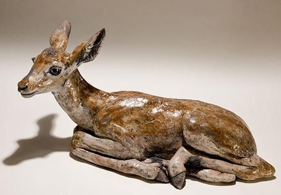 Safarious - More Clay Animal Sculptures by Nick Mackman ...