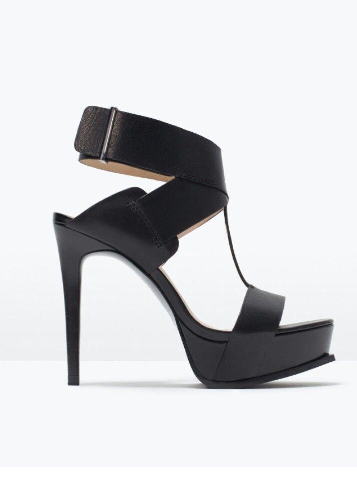 more photos d228c 62c69 High heels by zara.