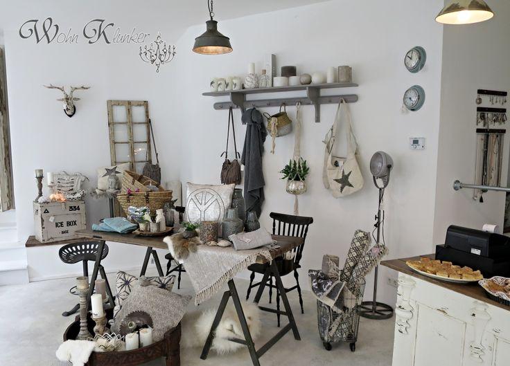 Unser neues Ladengeschäft ist eröffnet. Neben den Chalk Paint von Annie Sloan führen wir ausgesuchte Wohnaccessoires, Schmuck und Bekleidung.