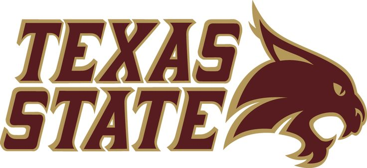 Texas State Bobcats Primary Logo (2003) -