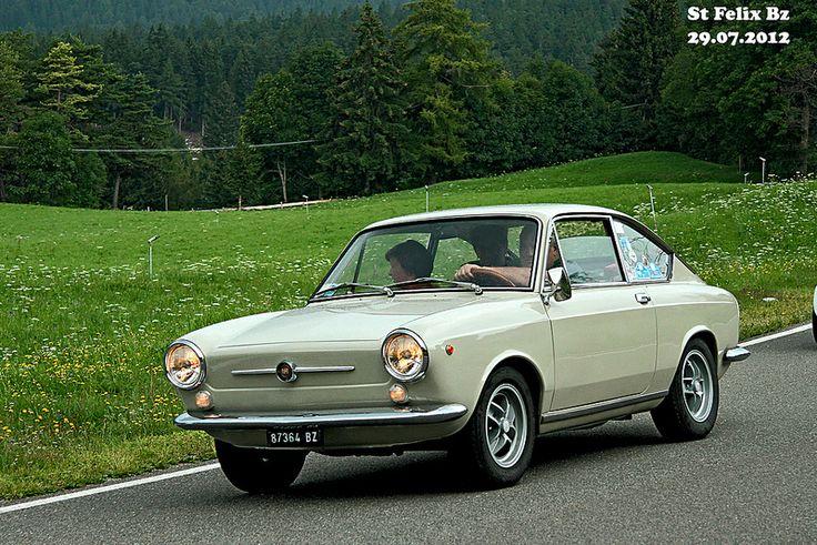 c - FIAT  850 Coupè