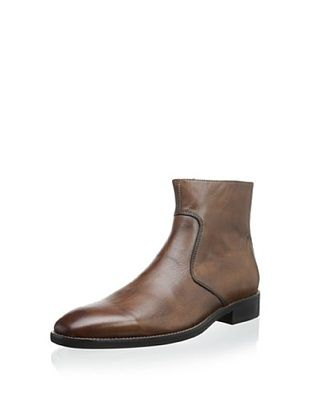 50% OFF Kenneth Cole New York Men's Color Scheme Ankle Boot (Brown)