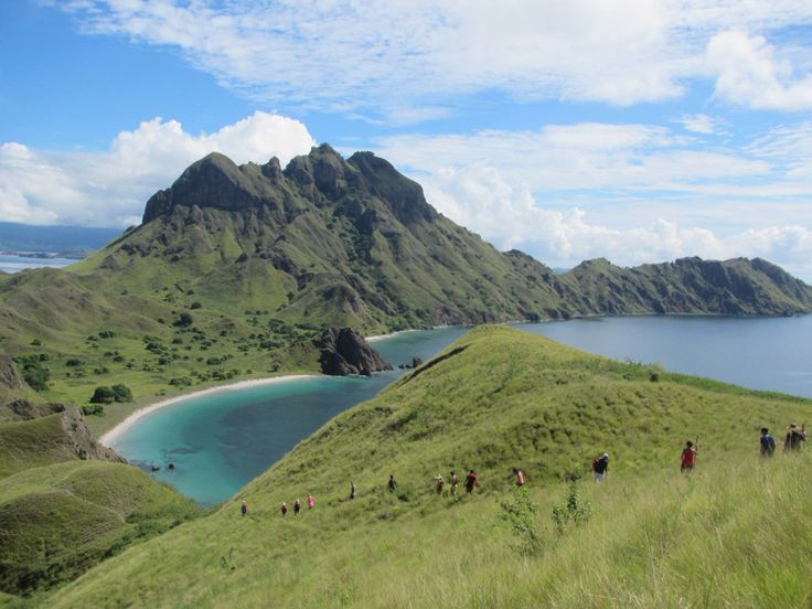Padar Island at komodo national park