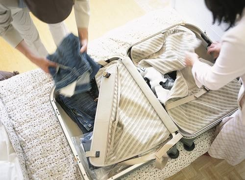 Two People, One Suitcase? Packing Tips From a Pro