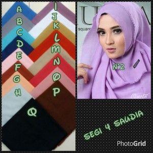 Segi4 saudia - Hijab Trendy Murah : Jilbab Trendy Terbaru, BERGO INSTAN Trendy