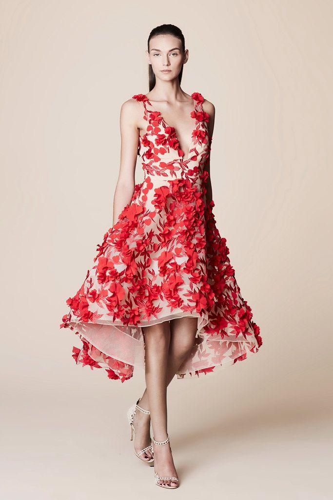 27 mejores imágenes sobre vestidos fiesta en Pinterest   Oro ...