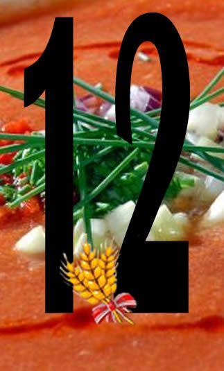 Esta sopa de verduras trituradas es la estrella del verano. Refresca, alimenta y además tiene un aporte de electrolitos muy importante para combatir los efectos de sudor. No es nada extraño su protagonismo durante el verano. Veamos qué nos puede inspirar este delicioso plato: http://www.erotonomia.com/component/content/article/66/1045-12-de-juio-de-2016.html