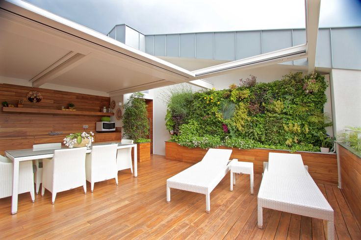 We're going to think about how to live and enjoy #outdoor spaces, gardens and terraces...and you? - www.sundaritalia.com