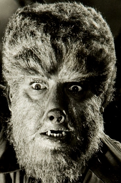 THE WOLF MAN - Lon Chaney Jr. as 'Larry Talbott' - Universal Pictures - Publicity Still.