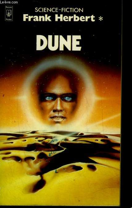 Dune est un roman de science-fiction écrit par Frank Herbert et publié aux États-Unis en 1965. Il s'agit du premier roman du cycle de Dune et du roman de science-fiction le plus vendu au monde.