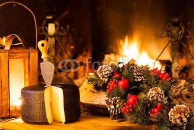 #Typical #Italian #PecorinoDiPienza #ItalianCheese #Christmas #Mood
