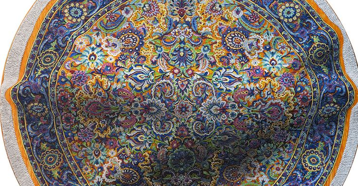 "Hyper realistic rug paintings made of brushstroke ""thread""   Freepik Blog #graphicdesign"