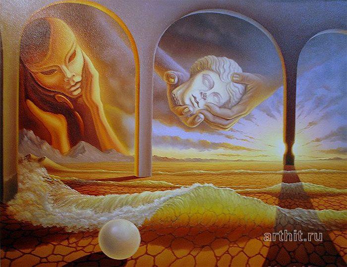 Lohmuller Gyuri - #art #oil #canvas #paintings #sale #original #surreal #symbolic #symbolism #fantasy #conceptual #realism #surrealism #world #music #religion #sky #belief #phylosophy #mythology