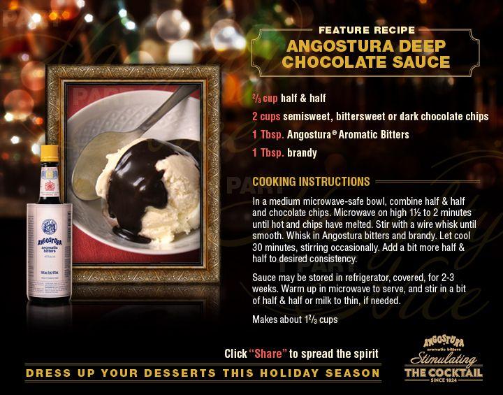 Deep Chocolate Sauce