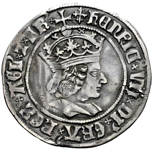 Henry VII groat - Henry VII of England - Wikipedia, the free encyclopedia