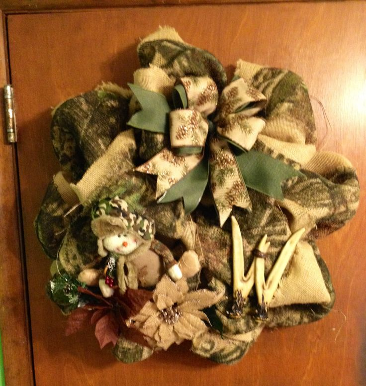 12 Best Christmas Camo Images On Pinterest