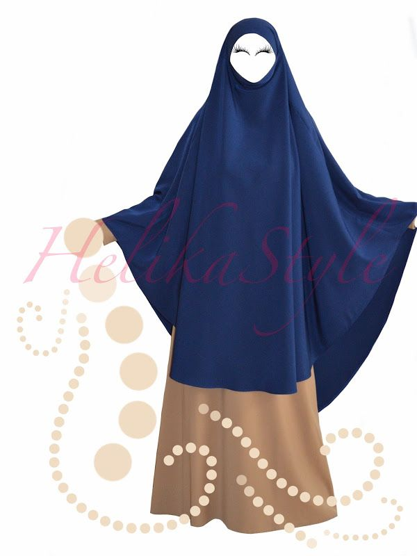 Русский  | English    Here is a collection of the most detailed sewing tutorials for khimars and French jilbabs, also overhead abaya...