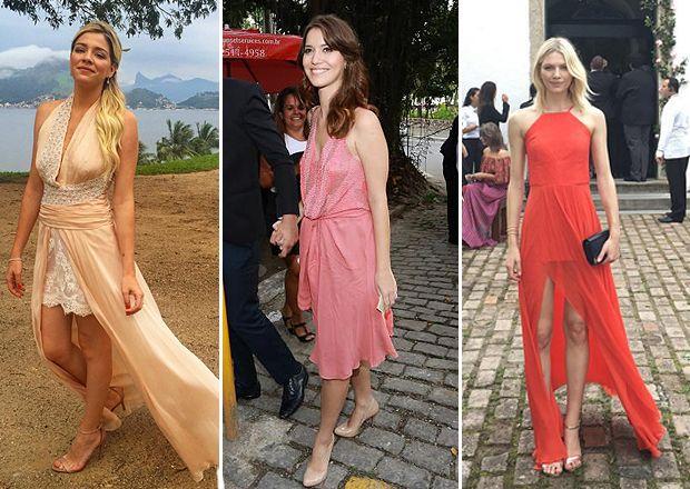 Luma Costa, Nathalia Dill e Aline Weber. Fotos: Reprodução/Instagram; AgNews