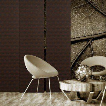 17 meilleures id es propos de panneau japonais sur pinterest rideau panneau rideau japonais. Black Bedroom Furniture Sets. Home Design Ideas