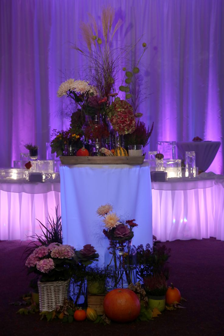 A little party never killed nobody 2015 #HOTELBRATISLAVA #event #party #flowerdecoration #flowers #autumn #pumpkins