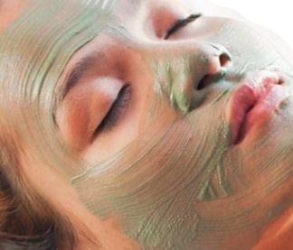 l'argile verte comme soins de beauté