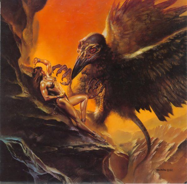 60 best images about artist boris vallejo on pinterest for Blanca vallejo