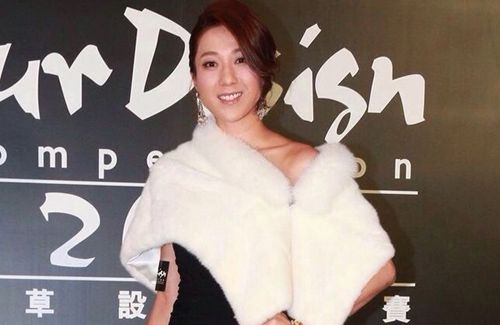 Since Linda Chung will be wearing a revealing outfit at Leanne Li's wedding, she hopes to lose weight this month.