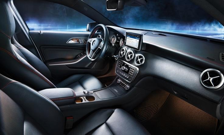 World premiere: the new A-Class. - Mercedes-Benz.com    SWEET!