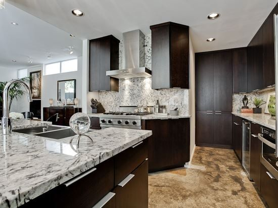 Kitchen Cabinets And Backsplash 2154 best kitchen backsplash & countertops images on pinterest