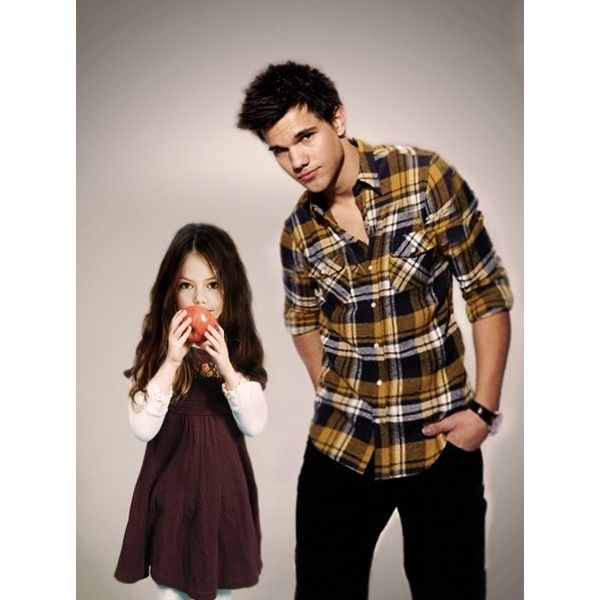 jacob black and renesmee cullen - 494×662