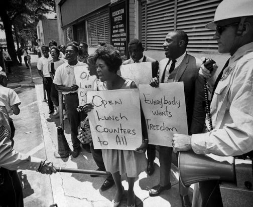 a history of the black peoples fight for equality Civil rights movement: in the '60s, a struggle for equality in us early in its history, black africans were brought to america as slaves.