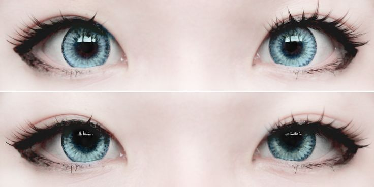 Japanese makeup | Doll inspiration | Circle lenses | lashes