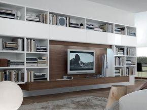 oltre 25 fantastiche idee su mobili soggiorno su pinterest ... - Mobile Soggiorno Particolare
