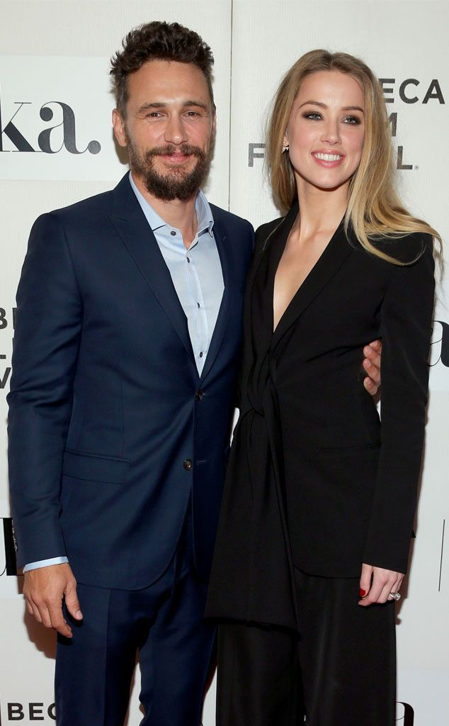 James Franco & Amber Heard from The Big Picture: Today's Hot Pics | E! Online