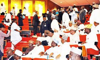 Senate Rejects Buharis Request To Borrow $30bn  Whatsapp / Call 2349034421467 or 2348063807769 For Lovablevibes Music Promotion   President Buhari had last week written to the Senate requesting for the approval to borrow about $30bn as 2016  2018 External Borrowing Rolling Plan. However when the matter came up for deliberation and was moved by the Senate Leader Ali Ndume the senator representing Kogi West Senator Dino Melaye indicated to lead a debate on the matter but was turned down by the…