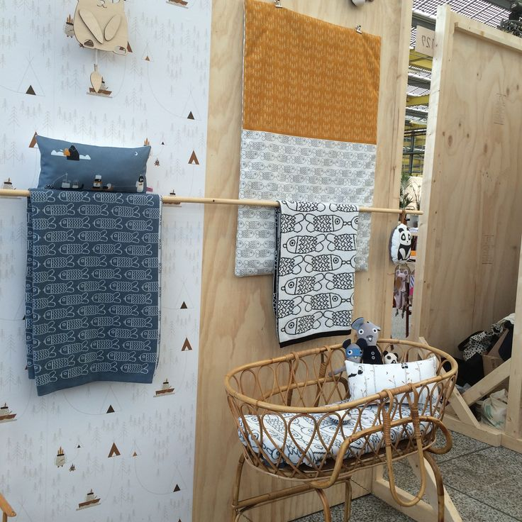 Soon in our shop new collection wallpaper, blankets and lots more by Esthex #kidsroom #kidsinterior #nursery #jutenjuul