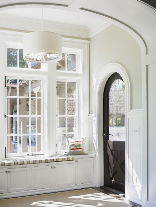 oh, the vitamin d... : Doors, Interior, Mudroom, Mud Room, Windowseat, House, Window Seats, Entryway