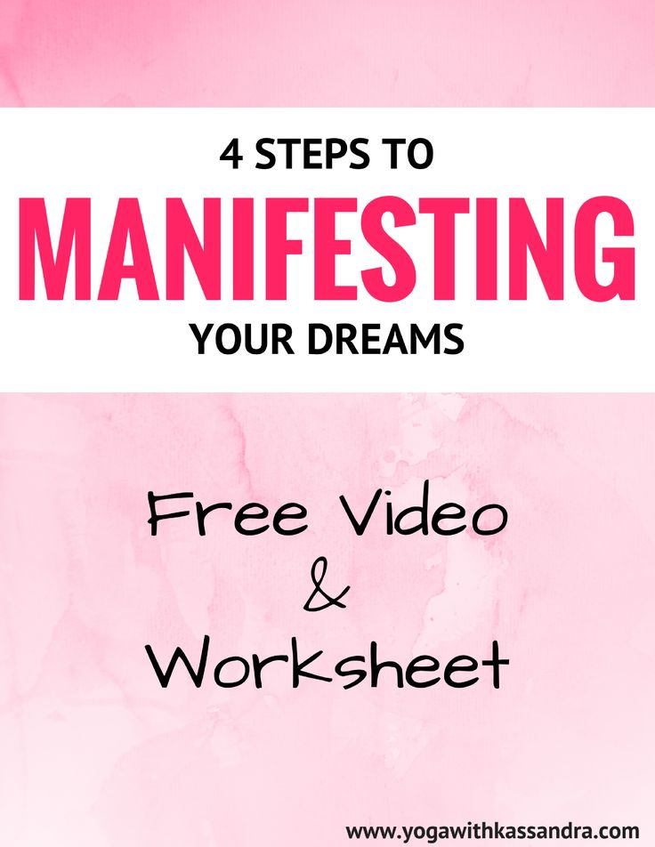 4 Steps To Manifesting Your Dream Life A No-Bullshit Guide to Manifesting with Kassandra Reinhardt. Discover the real way to use the Law of Attraction to manifest abundance in all areas of your life.  Condition Your Mind for Abundance 100% free training  Raw. Real. Vulnerable.  This might just be the most important video I ever make.  If you've got a fire in your belly and a dream in your heart, listen up. It's time to demystify the law of attraction!  In this free video training, I will…