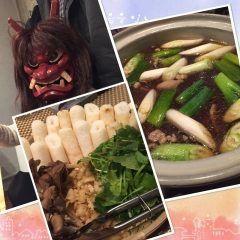 福岡にいるのに秋田に来た気分 中洲のあきつぎでは秋田郷土料理専門店なのできりたんぽ鍋などを美味しくいただけます  tags[福岡県]