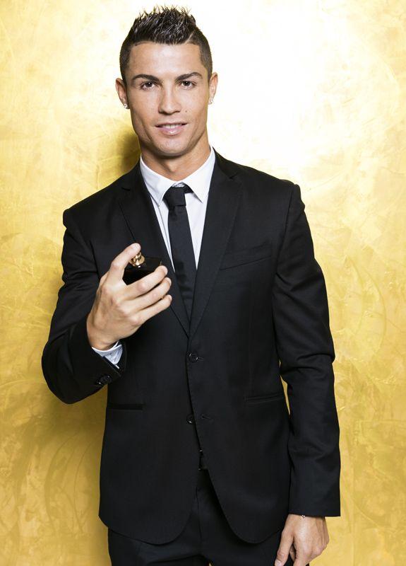 Cristiano Ronaldo lanza su primera fragancia