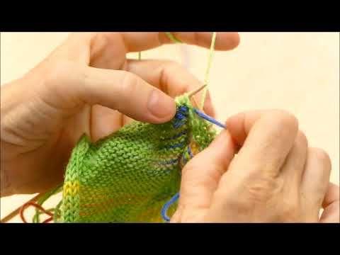 """Fischer Wolle - """"Opal Relief"""" Die Linie - YouTube"""