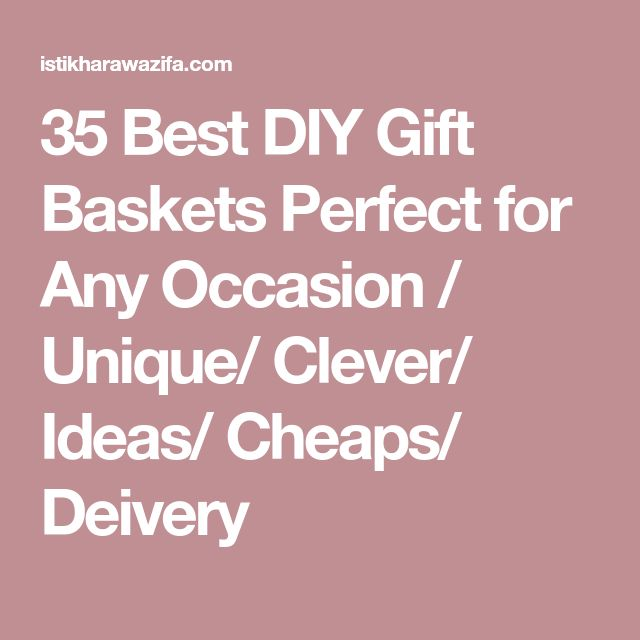25 Fun Gifts For Best Friends For Any Occasion: Best 25+ Cheap Gift Baskets Ideas On Pinterest