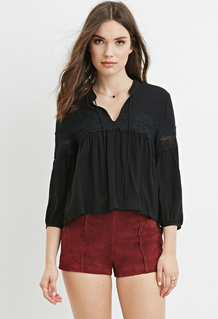 Whether you're looking for fabulous crop tops or a chic blouse for work,  Forever 21 has it all.