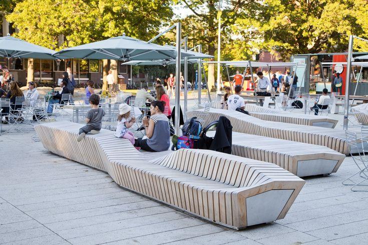 The Plaza at Harvard – Stoss