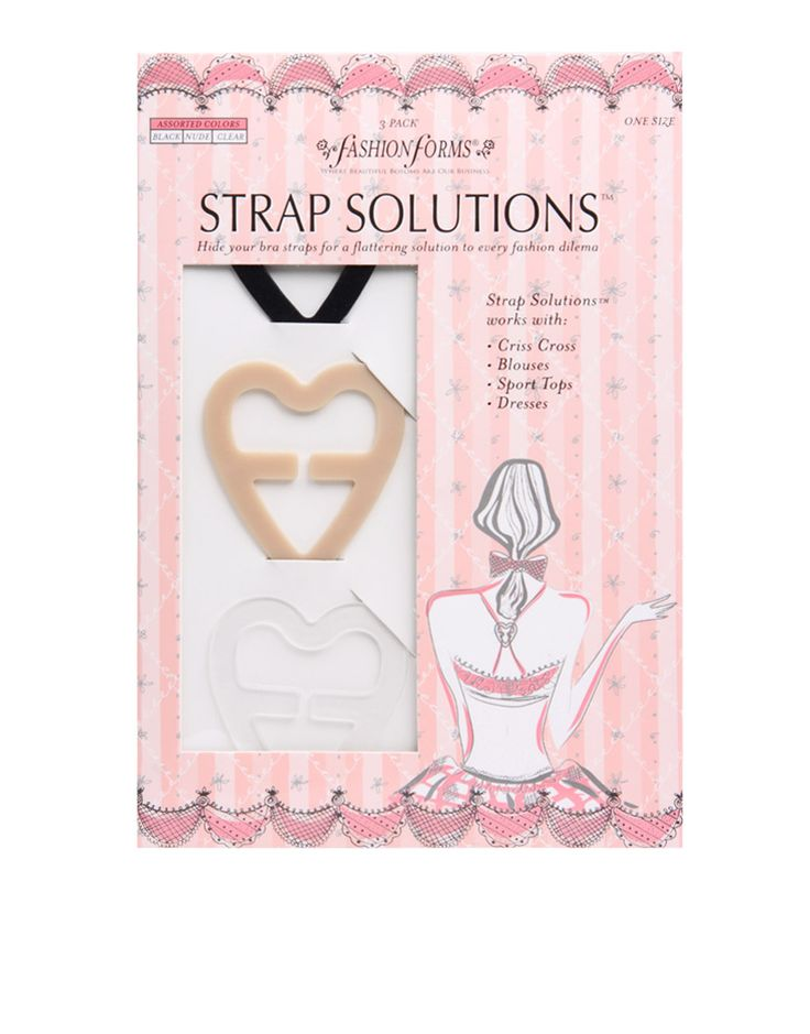 Image 1 ofFashion Forms Strap Solutions